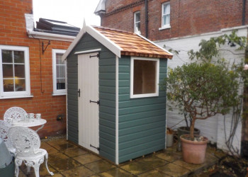 Chelsea Garden Shed