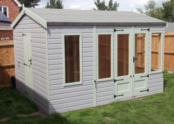 COMBI SHED SUMMERHOUSE
