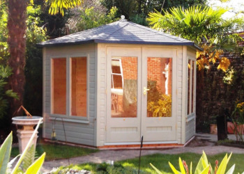 Hexagonal Summerhouse