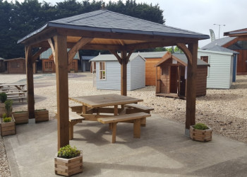 Softwood Gazebo