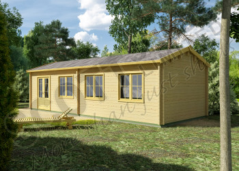 GARWOOD LEISURE CABIN 18