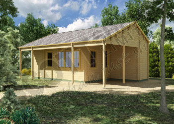 GARWOOD LEISURE CABIN 5