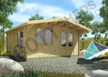 GARWOOD LEISURE CABIN 7