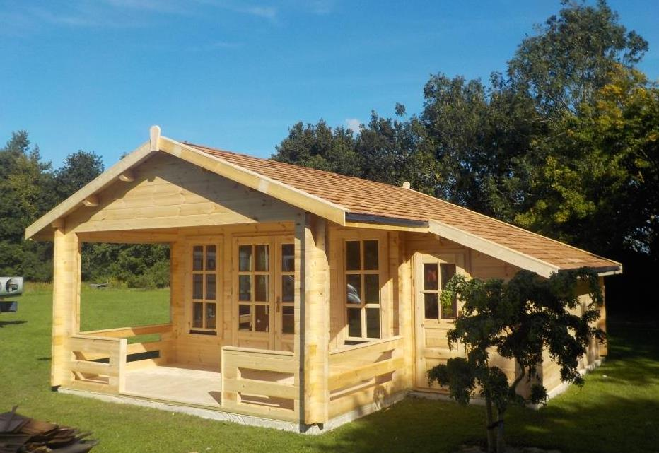 Bespoke Log Cabin