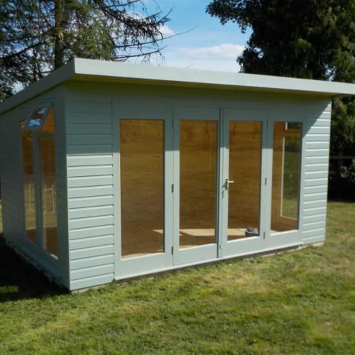 Scott Timber Buildings in Norfolk | Sheds | Studios & Log